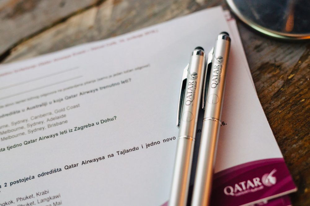 4th Anniversary of Qatar Airways