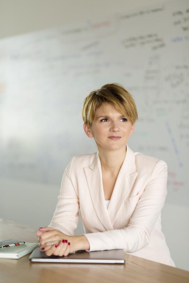 Business portrait photographer Zagreb, Manuela Šola, Komunikacijski Laboratorij portret