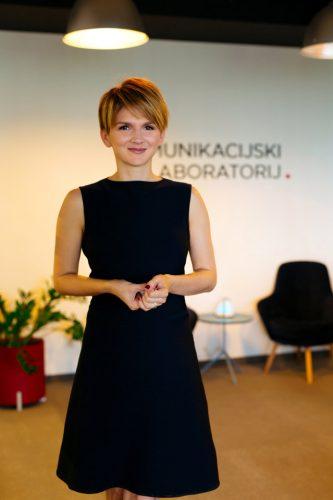 Business portrait photographer Zagreb, Manuela Šola, Komunikacijski Laboratorij poslovni portret fotograf